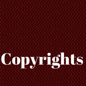 Copyrights & Licenses